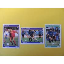 Cards De Futebol Italiano -canggia- Gianini- Nicolini (j 50)