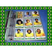 # O Brasil Nas Copas - Mod. Futebol Cards Ping Pong Promoção