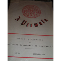 Numismática - A Permuta - Nº 56 - Dezembro/86 - Frete Grátis
