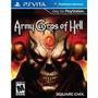 Jogo Ps Vita Lacrado Original Army Corps Of Hell Para Psvita