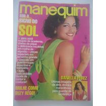 Manequim #398 Ano 1993 Daniela Perez E Suzy Rêgo
