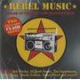 Cd Rebel Music - The Clash, Bob Marley..import Frete Gratis
