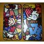Capa Case Varios Modelos Romero 3d Para Iphone 4 E 4s