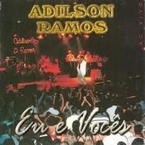 Cd Adilson Ramos Eu E Voces
