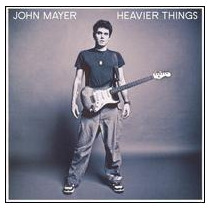 Cd John Mayer Heavier Things [eua] Novo Lacrado