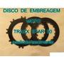 Disco De Embreagem Moto Traxx Star 50