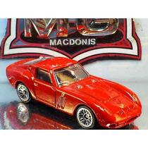 Hot Wheels Ferrari 250 Gto Fe 05/2009 Lacrada No Blister