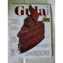 Revista Gula Nº 161 - Bolos De Chocolate