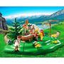Playmobil Primavera Da Montanha Código 5424