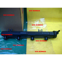 Flauta Do Bico Injetor Peugeot 206 1.0 16v Ano 2002