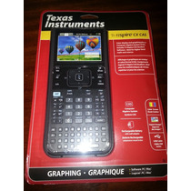 Calculadora Gráfica Texas Instruments Nspire Cx Cas.