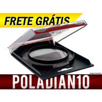 Frete Grátis !!! - Filtro Uv 67mm (ultra Violeta)