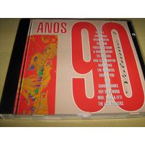 Cd Anos 90 Volume 1 / Coletânea - Produto Original Seminovo!