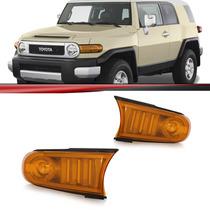 Lanterna Dianteira Pisca Seta Toyota Fj Cruiser 10 11 12