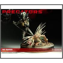 Sideshow Predator The Tracker Maquette Statue - Predador