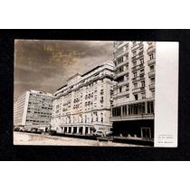 Rio De Janeiro- Copacabana Palace- C.postal Fotografico