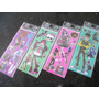 Monster High Kit Adesivo Stickers C/ 12 Cartelas