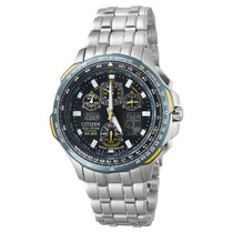 Citizen Jy0040 Blue Angels Skyhawk Rádio Control Jy0040-59l