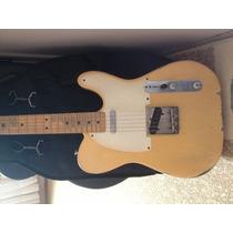 Fender Telecaster 50s Road Worn! Novíssima!
