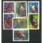 Ms0351 - Tanzânia - Selos De Série Usados - Aves De Rapina