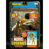 Lady Deathstrike - Marvel Legends - Toy Biz - Lacrado