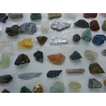 Exceptional.,.. Coleção De Pedras 50 Amostras Promoção