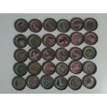 Tampinhas De Coca Cola - Coleção Completa - 2012