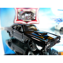 Hot Wheels Dodge Coronet Super Bee Black Bandit Macdonis