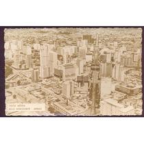 Cartão Postal Vista Aérea Belo Horizonte Minas Gerais
