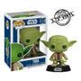 Boneco Mestre Yoda - Star Wars Pop! Funko - Bobble-head