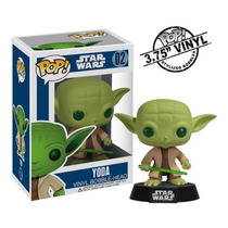 Boneco Mestre Yoda - Star Wars Pop! Funko - Bobble-head