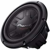 Alto Falante Subwoofer Pioneer 400w Rms 12 Pol. Ts-w311 S4