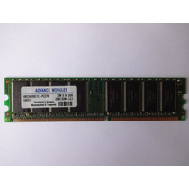 Memória Advance Ddr 256mb 333mhz Pc2700