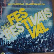 Lp Festival Dos Festivais Emilio Santiago Leila Oswaldo...