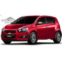 Painel Frontal Sonic Hatch & Sedan 2012 2013 Chevrolet Novo