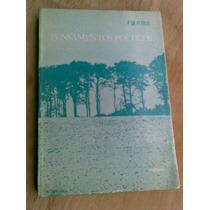 Livro - Pensamentos Poéticos - P. De Petrus
