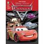 36 Figurinhas Disney 2011 Carros 2