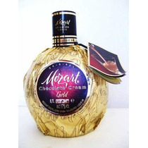 Licor Mozart Chocolate Cream Gold Branco Amadé 700ml