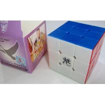 Cubo Mágico Dayan Zhanchi 3x3x3 Stickerless Excelente Speed