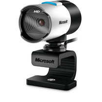 Webcam Microsoft Studio Lifecam Hd 1080p Box Lacrado