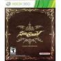 Box Lacrado Soul Calibur V Collector`s Edition Para Xbox 360