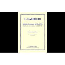 Metodo Completo Flauta Transversal G.gariboldi*envio Grátis