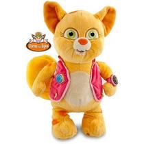1 Boneco Agente Especial Ursa Dotty Pelucia - 40 Cm Disney