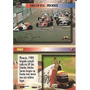3015 - Card Ayrton Senna - Multi Editora - Nº 15 - Complete