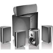Kit Home Theater Definitive Tech Procinema 600.6 Caixas 5.1