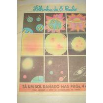 Folhinha De São Paulo- Edição 1167 12 De Janeiro De 1986