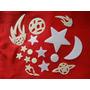 Frete Grátis + 7 Pacotes De Estrelas Fosforescentes