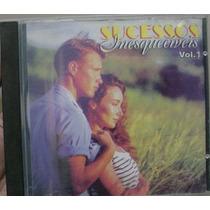 Cd Sucessos Inesqueciveis - Vol. 1 - Frete Gratis