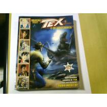 Revista Mithos Tex Nº1 Tex E Os Aventureiros 2005