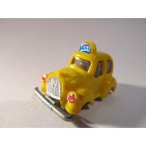 Kinder Ovo -carro Táxi Amarelo- ( K 96 - Nº 86) - ( L 201 )